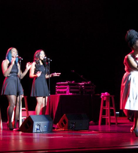 "EVENT RECAP! CHRISETTE MICHELLE & MARSHA  AMBROSIUS ""FATHER'S DAY EXPLOSION"