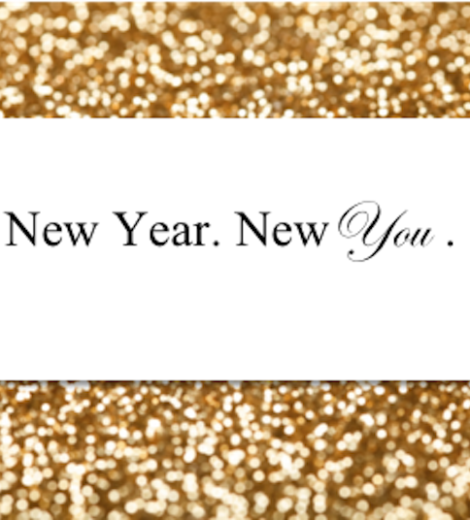 2015: NEW YEAR, NEW YOU!
