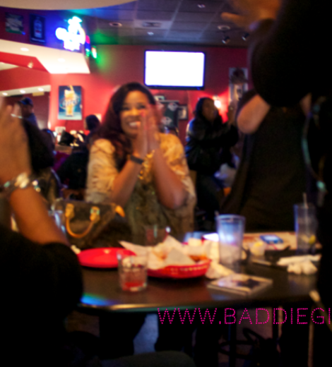 "EVENT RECAP: SYLEENA JOHNSON'S ""COUPLE'S THERAPHY"" WATCH PARTY"